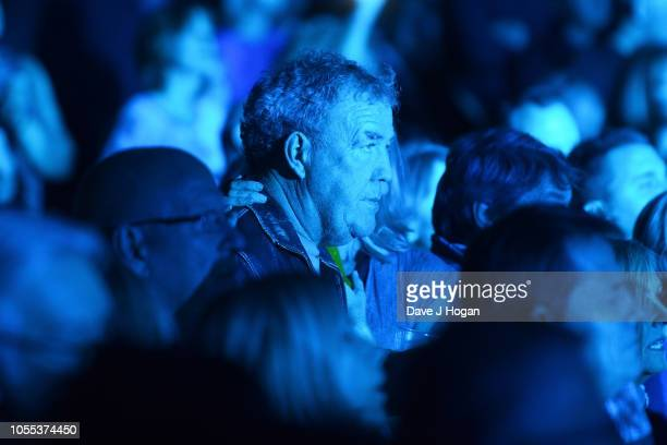 Jeremy Clarkson attends Spandau Ballet at Eventim Apollo on October 29, 2018 in London, England.