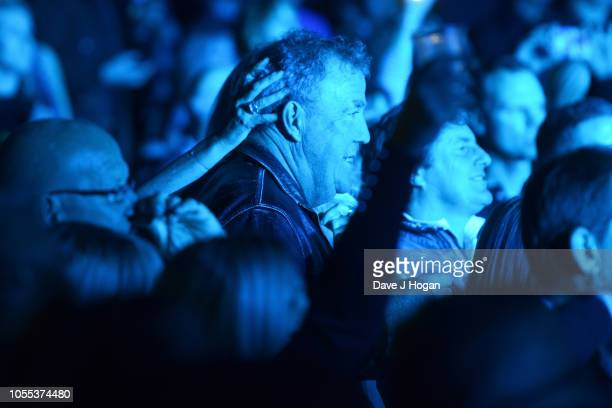 Jeremy Clarkson attends Spandau Ballet at Eventim Apollo on October 29 2018 in London England