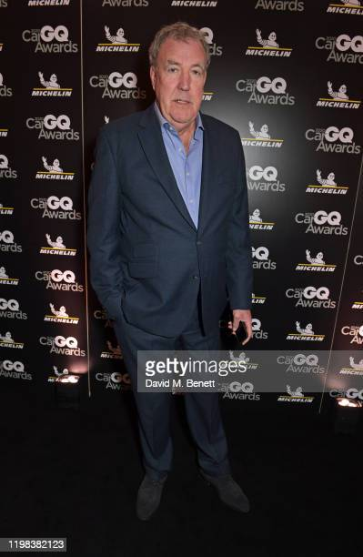 Jeremy Clarkson attends the GQ Car Awards 2020 in assoociation with Michelin at the Corinthia Hotel London on February 3, 2020 in London, England.