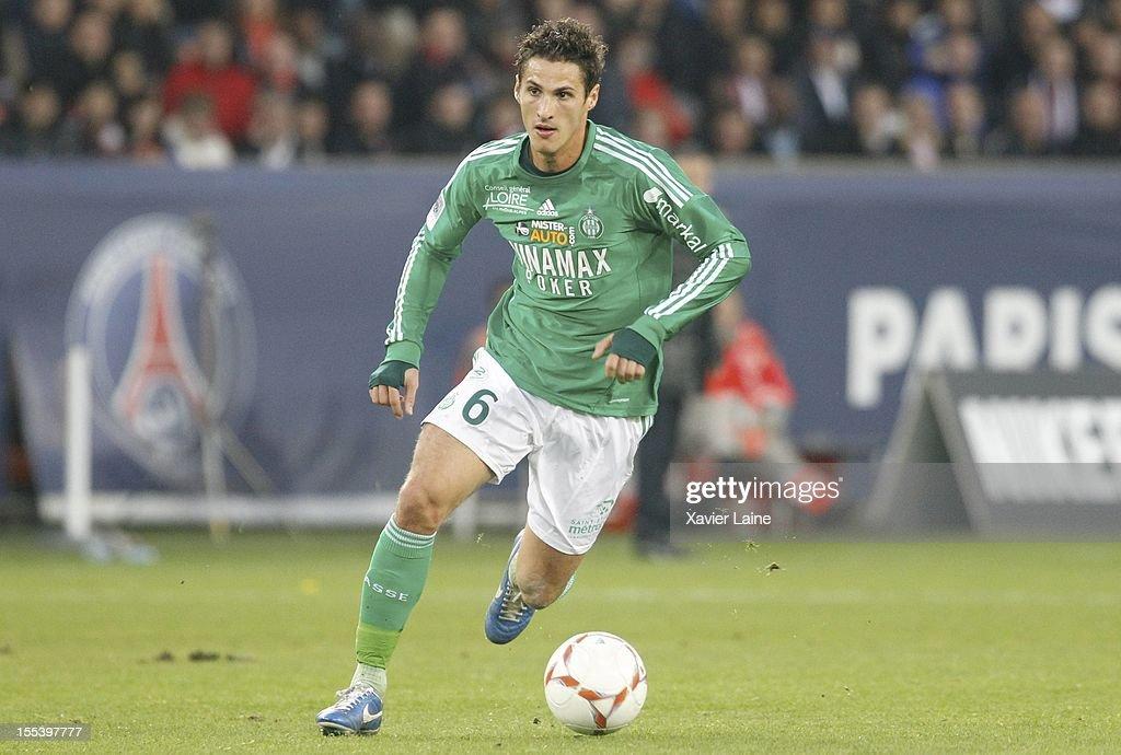Paris Saint-Germain FC v AS Saint-Etienne - Ligue 1