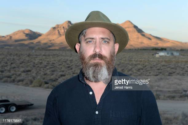 Jeremy Corbell attends Storm Area 51 They Can't Stop All Of Us Event on September 20 2019 in Hiko Nevada