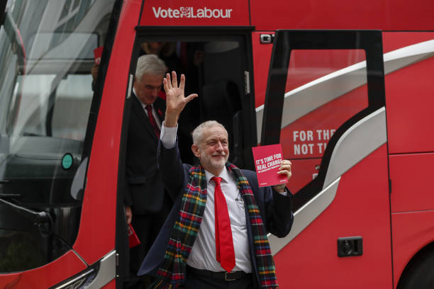 GBR: Labour Party Leader Jeremy Corbyn Unveils U.K. General Election Manifesto