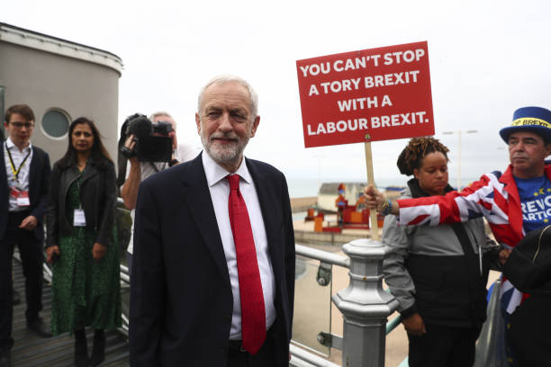 GBR: U.K. Opposition Labour Party Annual Conference