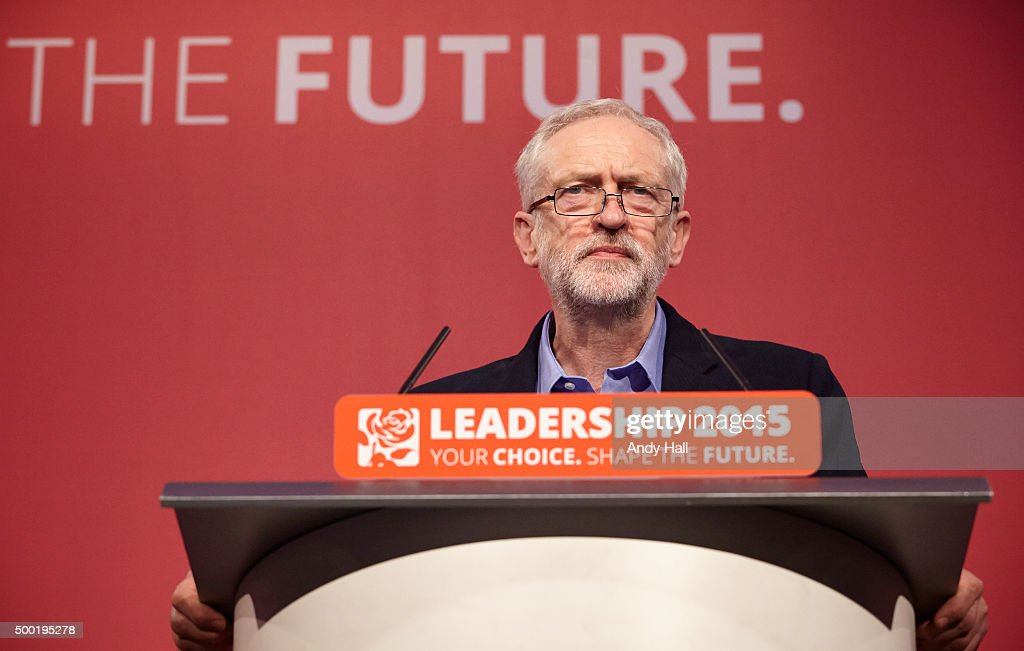 The Labour Party Announce Their New Leader And Deputy Leader : News Photo