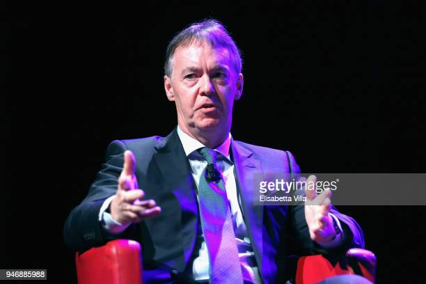Jeremy Darroch attends the National Geographic Science Festival at Auditorium Parco Della Musica on April 16 2018 in Rome Italy National Geographic...
