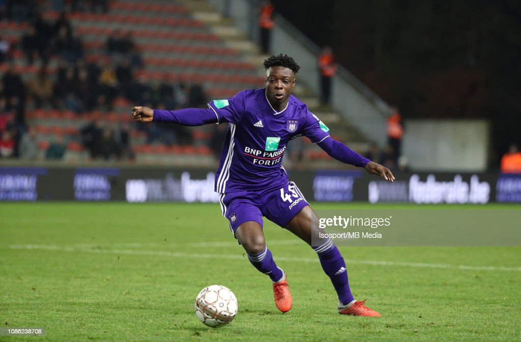 Royal Excel Mouscron v RSC Anderlecht - Jupiler Pro League : News Photo