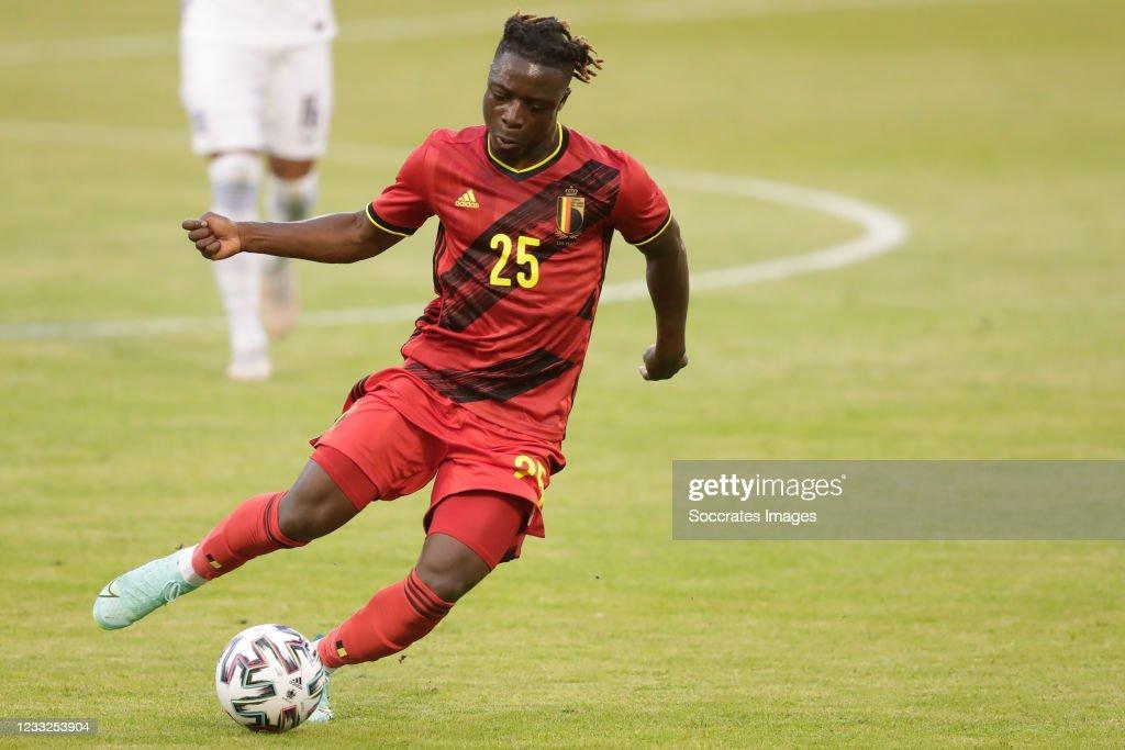 Belgium  v Greece -International Friendly : News Photo