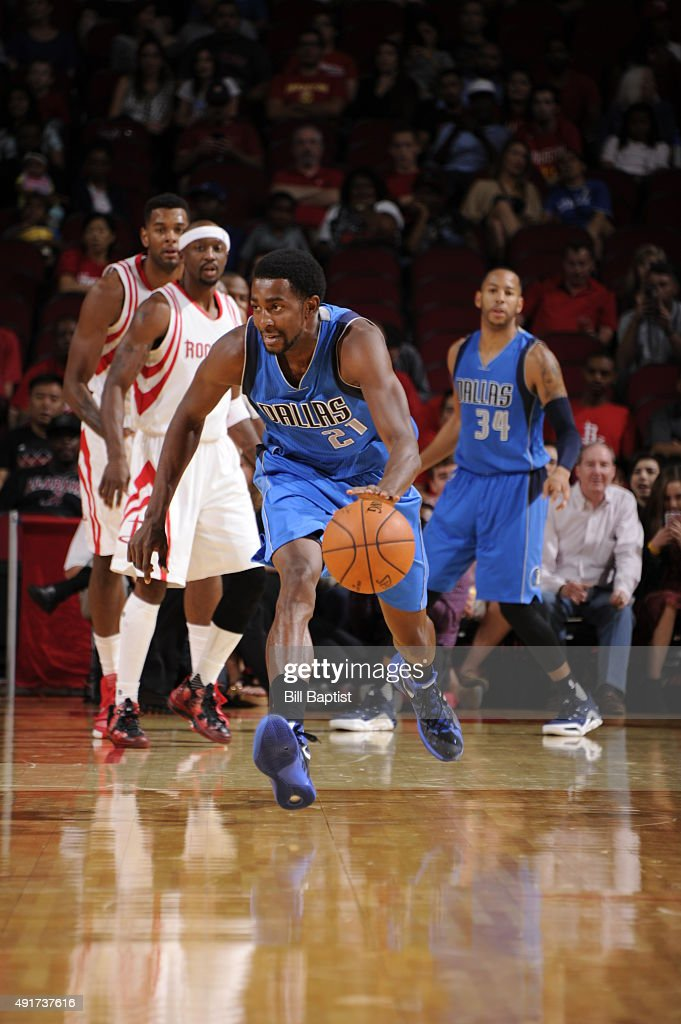 Dallas Mavericks v Houston Rockets