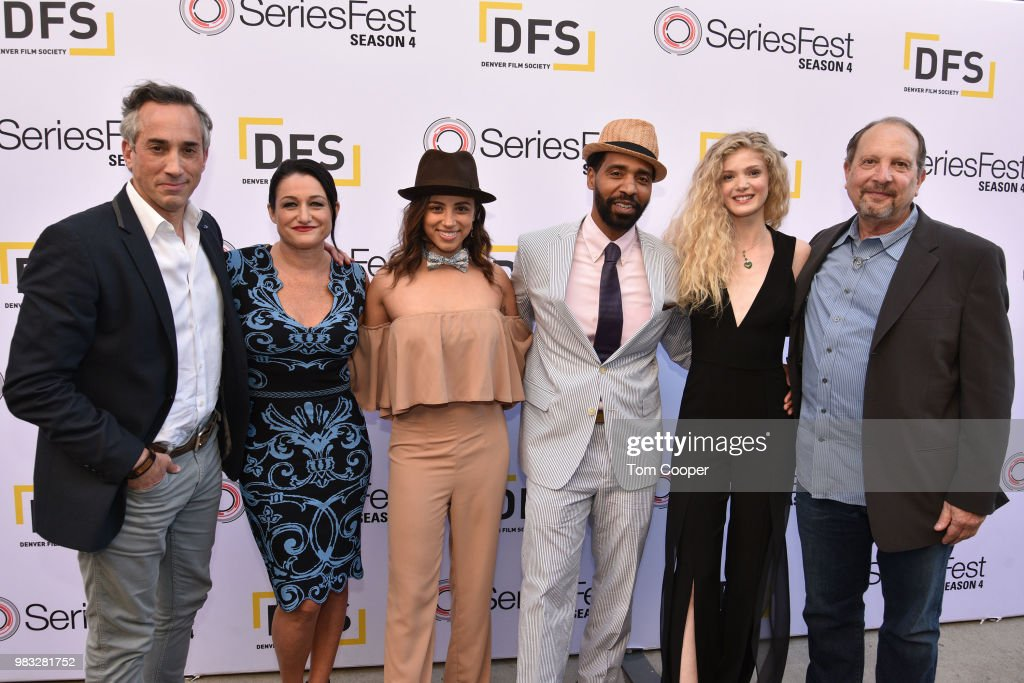 "Facebook Watch's ""Sacred Lies"" Screening and Q&A at SeriesFest: Season 4"