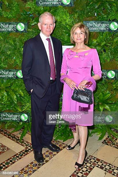 Jeremy Grantham and Hannilore Grantham attend The Nature Conservancy 2016 Gala Highlighting the Importance of Conservation for People and Nature at...