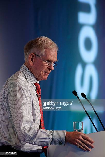 Jeremy Grantham, founder of GMO explores different perspectives on resource volatility, security and planning at the ReSource 2012 conference on July...