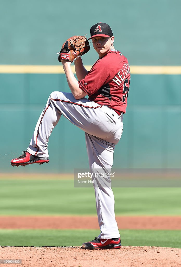 Arizona Diamondbacks v Cleveland Indians