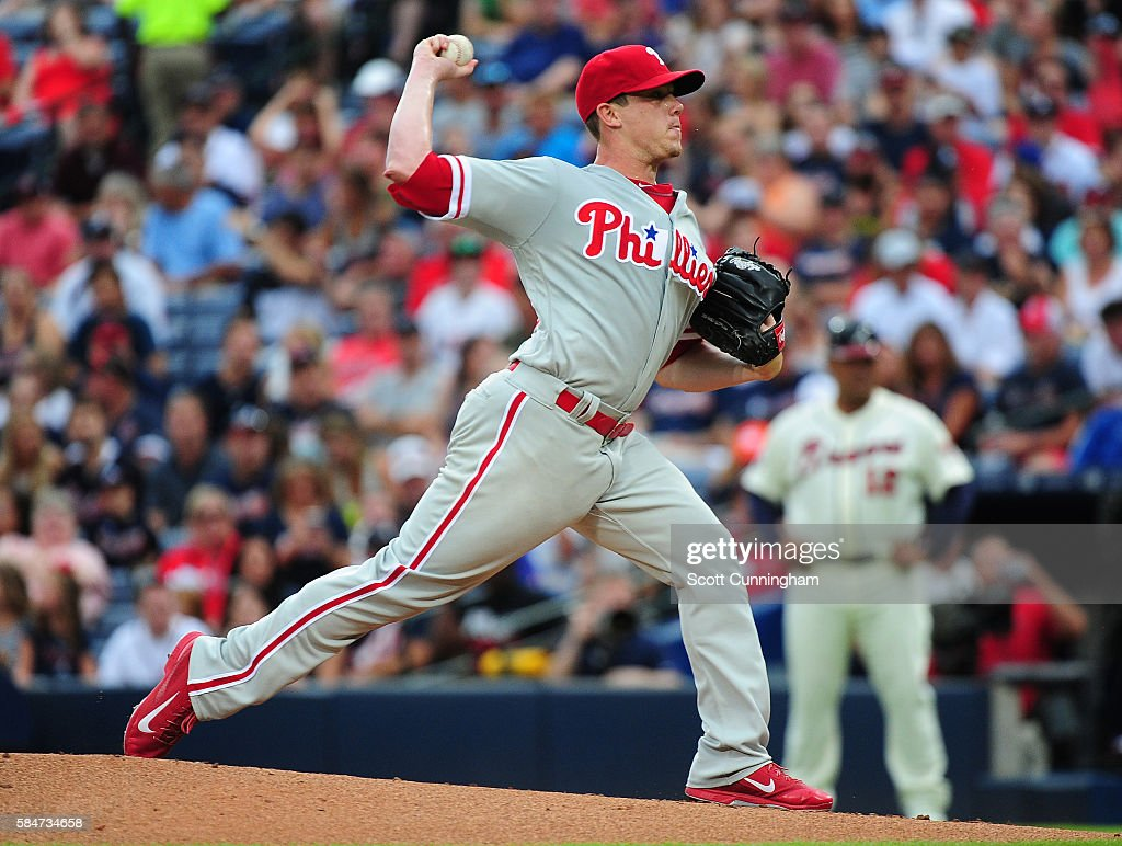 Philadelphia Phillies v Atlanta Braves : ニュース写真