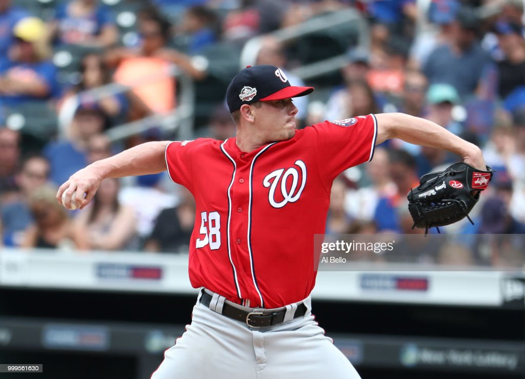 Washington Nationals  v New York Mets