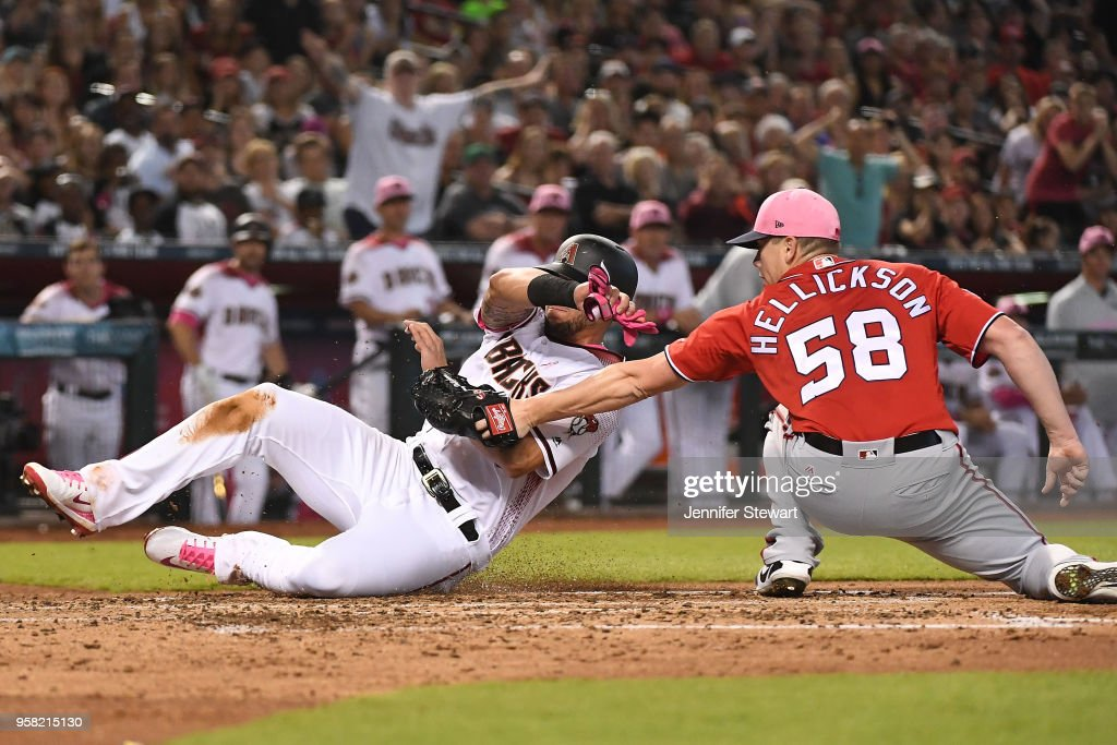 Washington Nationals  v Arizona Diamondbacks