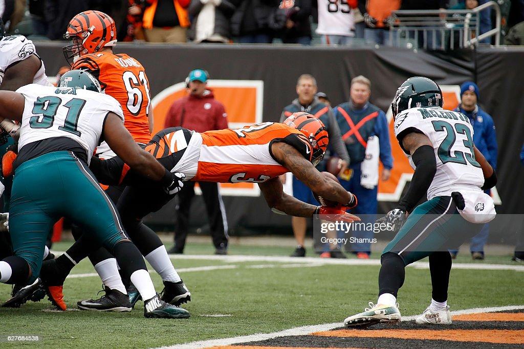 Philadelphia Eagles v Cincinnati Bengals : News Photo