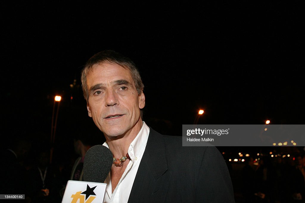 Jeremy Irons during 2004 Toronto International Film Festival - Opening Night Party at Liberty Grand in Toronto, Canada.