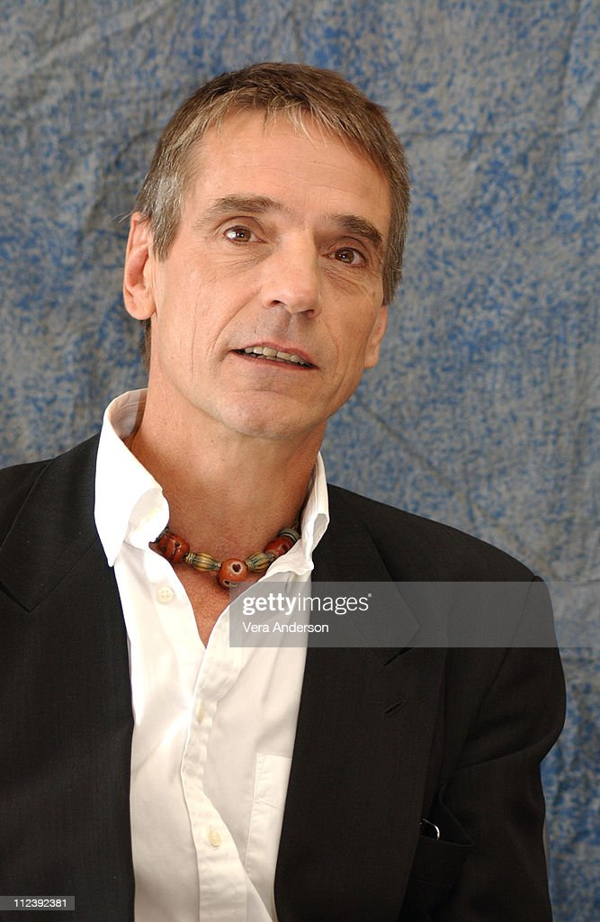 """Being Julia"" Press Conference with Annette Bening, Jeremy Irons and Istvan"