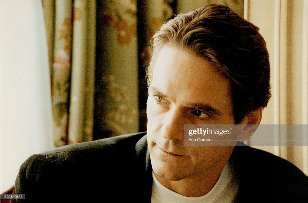 Jeremy Irons was among many movie stars who worked in Ontario this year. British actor stars in film : News Photo