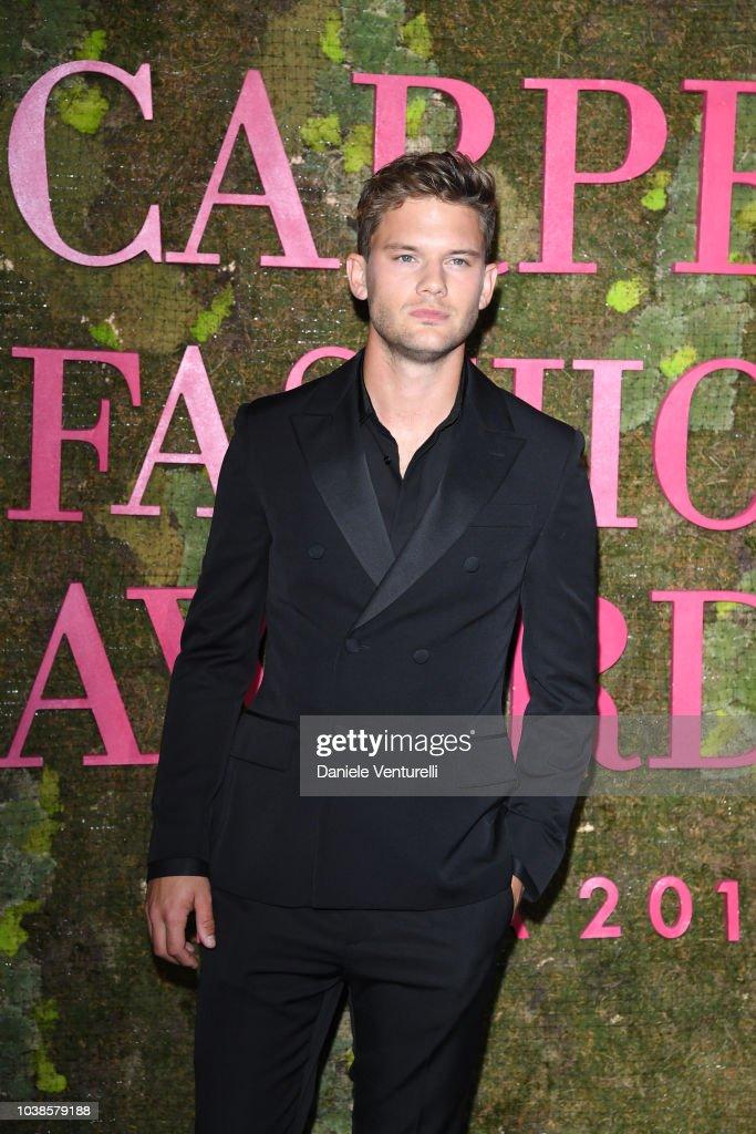 Green Carpet Fashion Awards Italia 2018