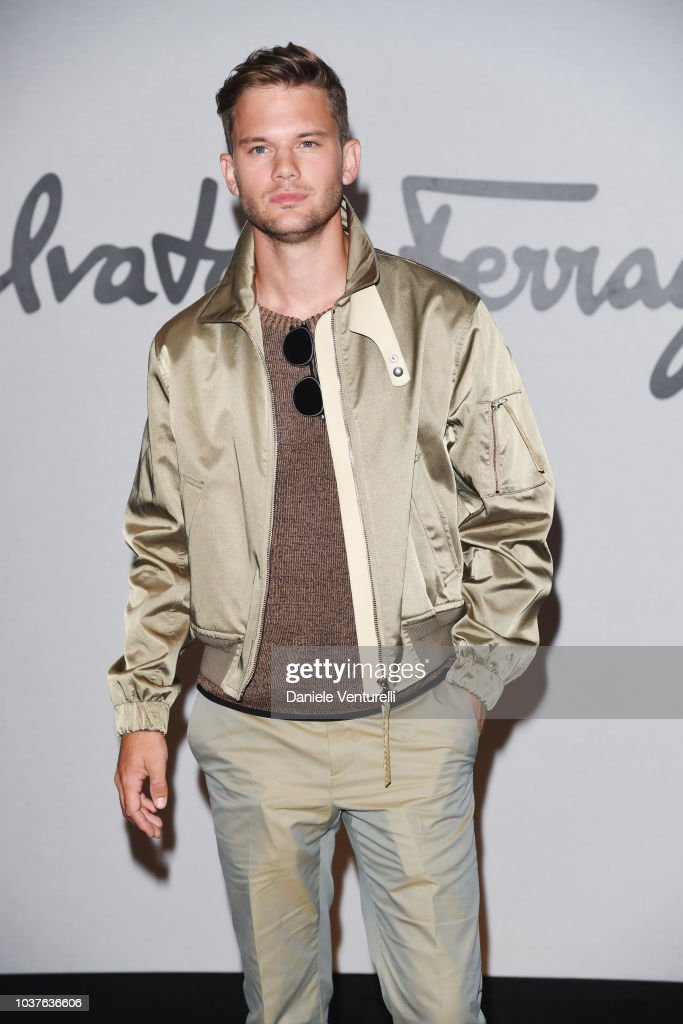 b1459bc1ff74 Salvatore Ferragamo - Front Row - Milan Fashion Week Spring Summer 2019    News Photo