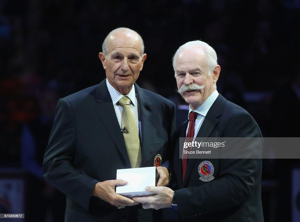 2016 Hockey Hall Of Fame Induction - Legends Classic : News Photo
