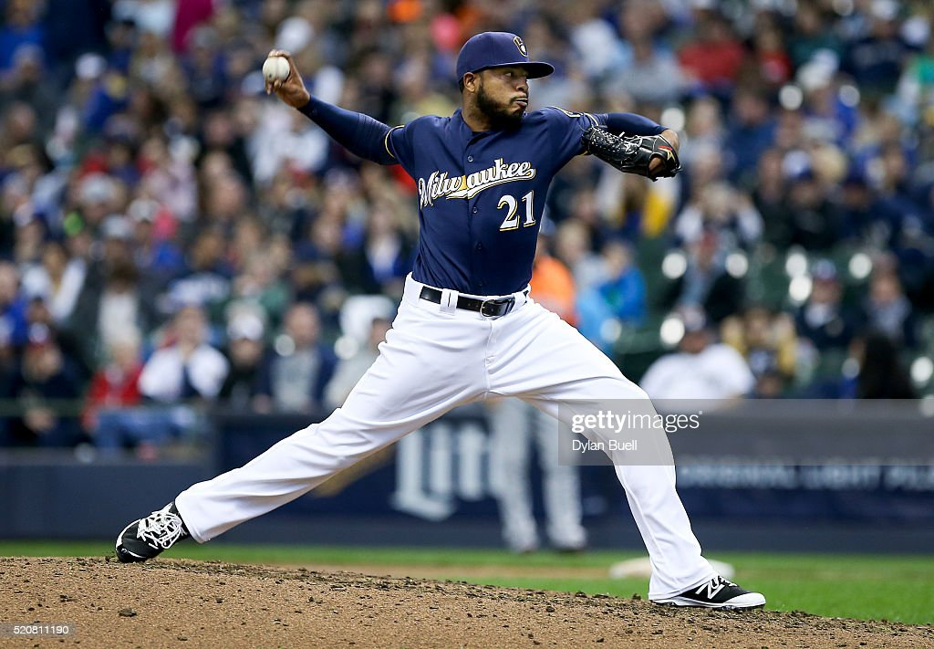Houston Astros v Milwaukee Brewers : News Photo