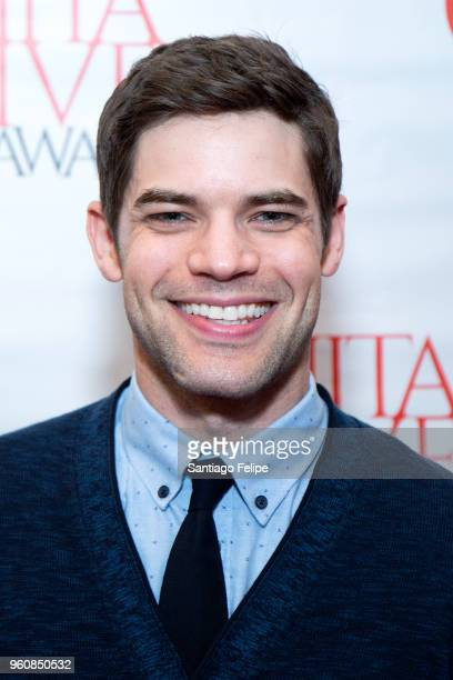 Jeremy Jordan attends the 2018 Chita Rivera Awards at NYU Skirball Center on May 20 2018 in New York City