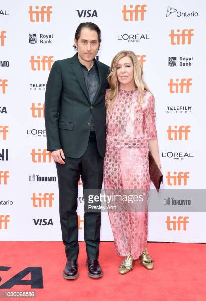 Jeremy Kleiner and Dede Gardner attend the If Beale Street Could Talk premiere during 2018 Toronto International Film Festival at Princess of Wales...