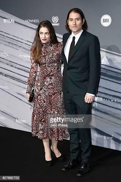 Jeremy Kleiner and guest attend The British Independent Film Awards at Old Billingsgate Market on December 4 2016 in London England
