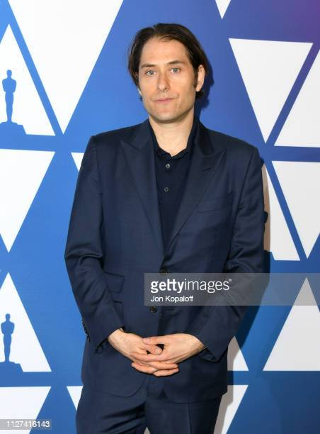 Jeremy Kleiner attends the 91st Oscars Nominees Luncheon at The Beverly Hilton Hotel on February 04 2019 in Beverly Hills California