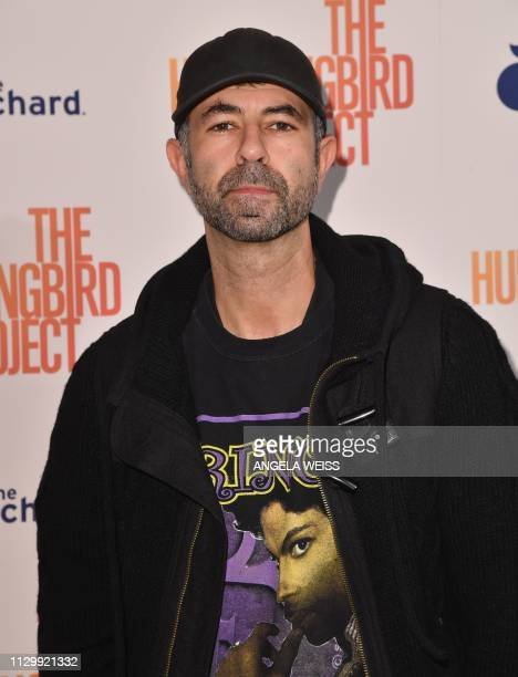 Jeremy Kost attends the 'The Hummingbird Project' New York screening at Metrograph on March 11 2019 in New York City