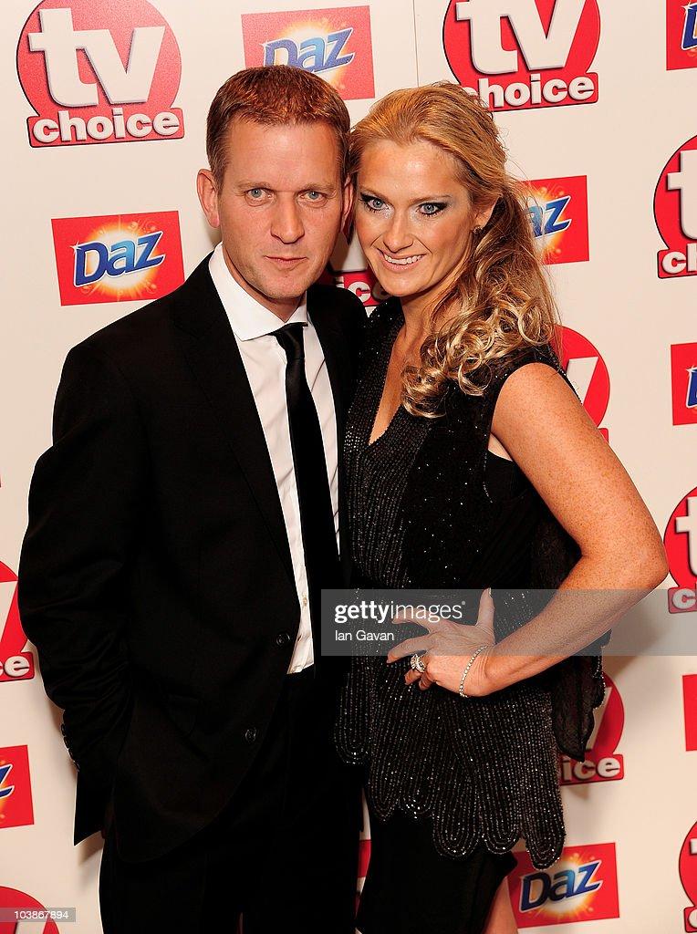 TVChoice Awards 2010 - Arrivals : News Photo