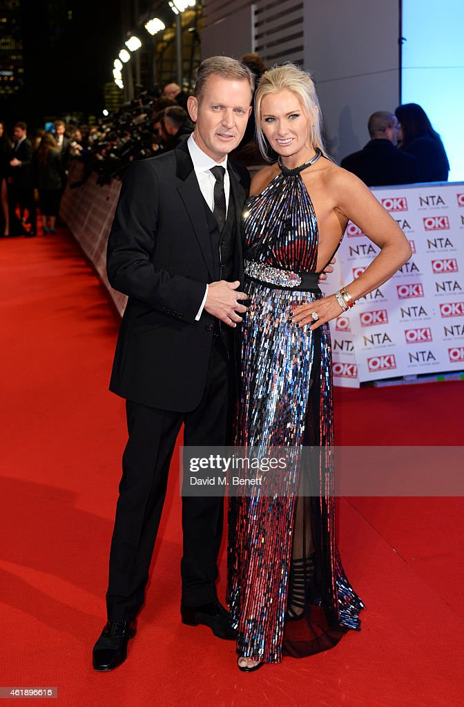 National Television Awards - VIP Arrivals : News Photo