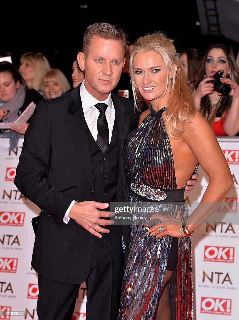 National Television Awards - Red Carpet Arrivals : Foto jornalística