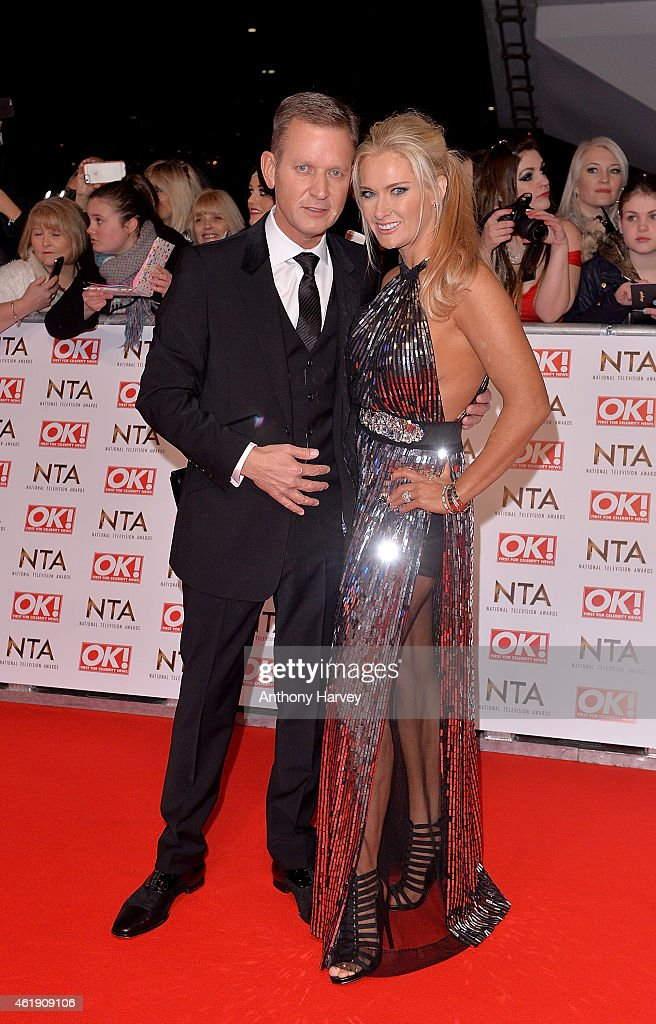 National Television Awards - Red Carpet Arrivals : News Photo