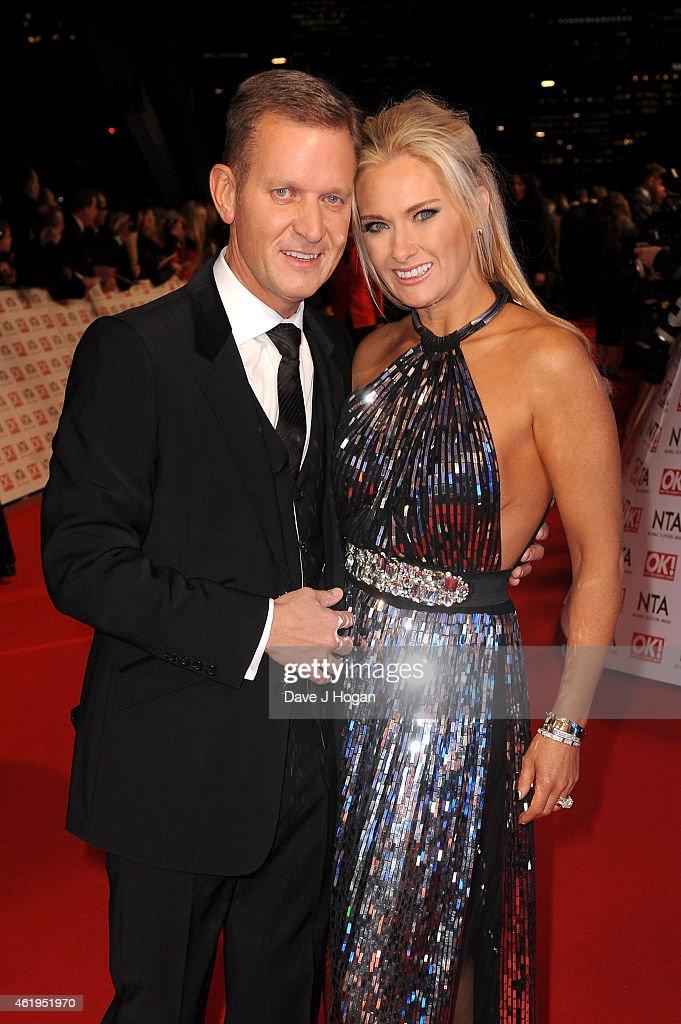 National Television Awards - VIP Arrivals : News Photo