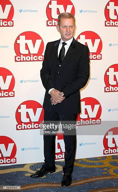 Jeremy Kyle attends the TV Choice Awards 2015 at Hilton Park Lane on September 7 2015 in London England