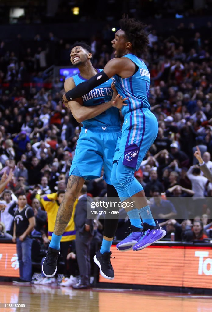 Charlotte Hornets v Toronto Raptors : News Photo