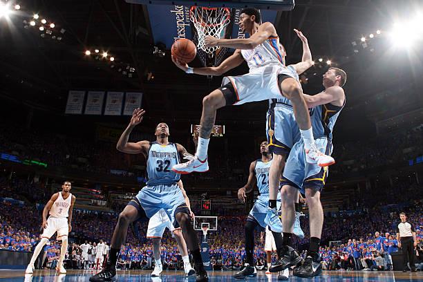Jeremy Lamb of the Oklahoma City Thunder