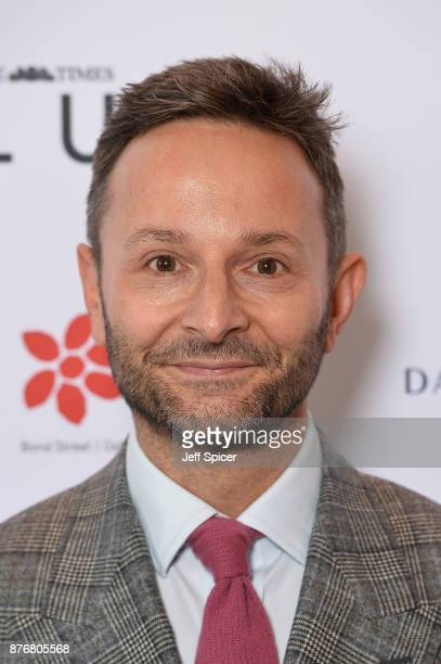 Jeremy Langmead attends the Walpole British Luxury Awards 2017 at Dorchester Hotel on November 20 2017 in London England The Walpole British Luxury...