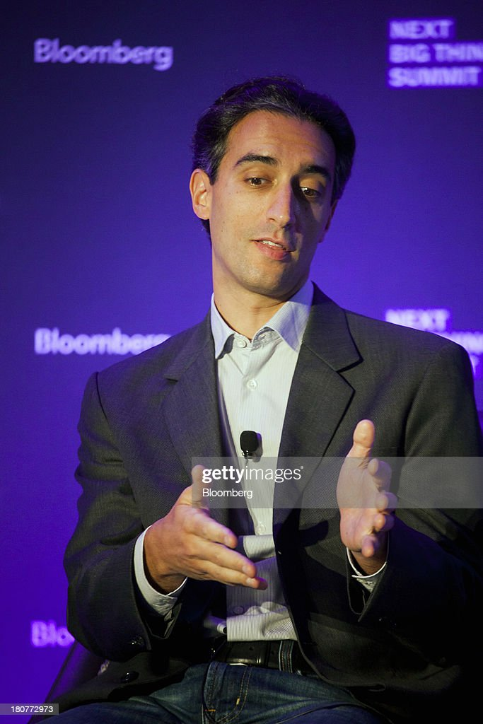 Jeremy Levine, partner at Bessemer Venture Partners, speaks at the Bloomberg Next Big Thing Summit in New York, U.S., on Monday, Sept. 16, 2013. The conference convenes the most influential investors and industry leaders in innovation and science to explore the great frontiers of how technology is changing the way we live, work, and interact. Photographer: Michael Nagle/Bloomberg via Getty Images