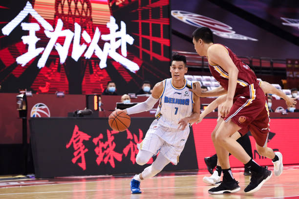 CHN: 2019/2020 CBA League - Beijing Ducks v Shanxi Loongs