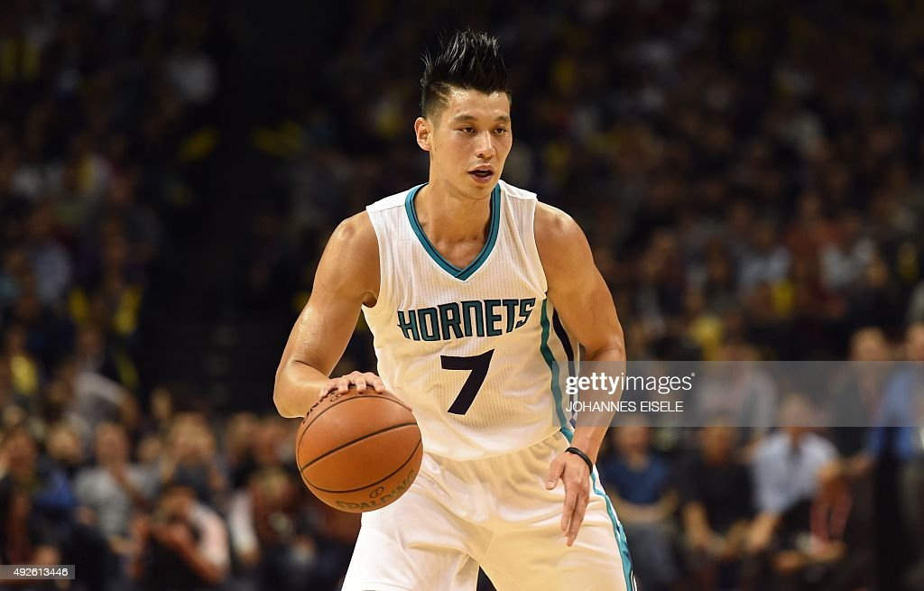 BASKET-US-CHN-NBA-CLIPPERS-HORNETS : News Photo