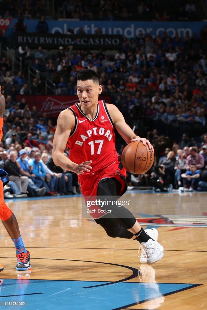 Toronto Raptors v Oklahoma City Thunder : News Photo