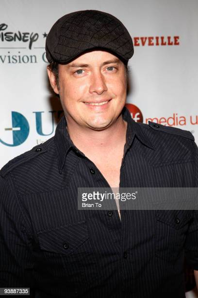 Jeremy London attends JHRTS 7th Annual 'Young Hollywood' Holiday Party at My House on December 3 2009 in Hollywood California