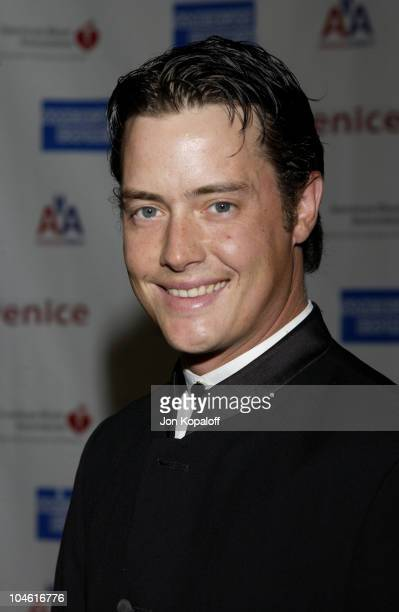 Jeremy London during 1st Annual American Heart Awards 'Paint The Town Red' Gala to Benefit The American Heart Association at Beverly Hilton Hotel in...