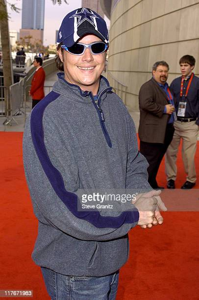 Jeremy London during NBA AllStar Game 2004 Celebrity Arrivals at Staples Center in Los Angeles CA United States