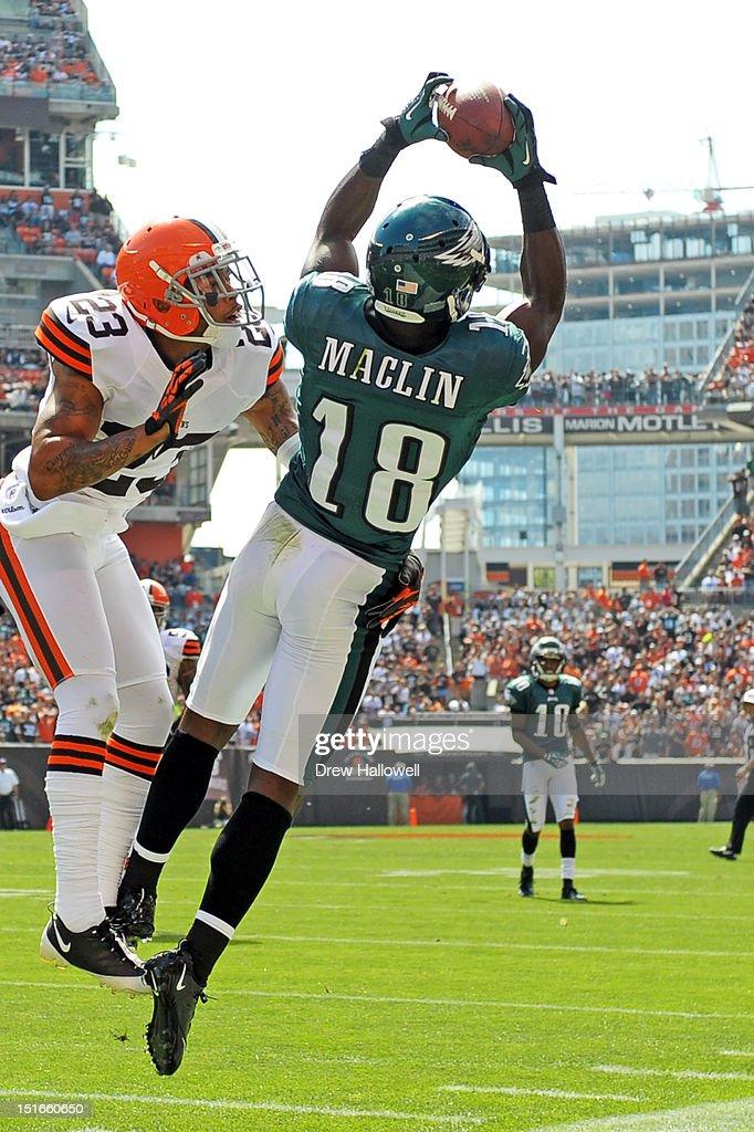 Philadelphia Eagles v Cleveland Browns