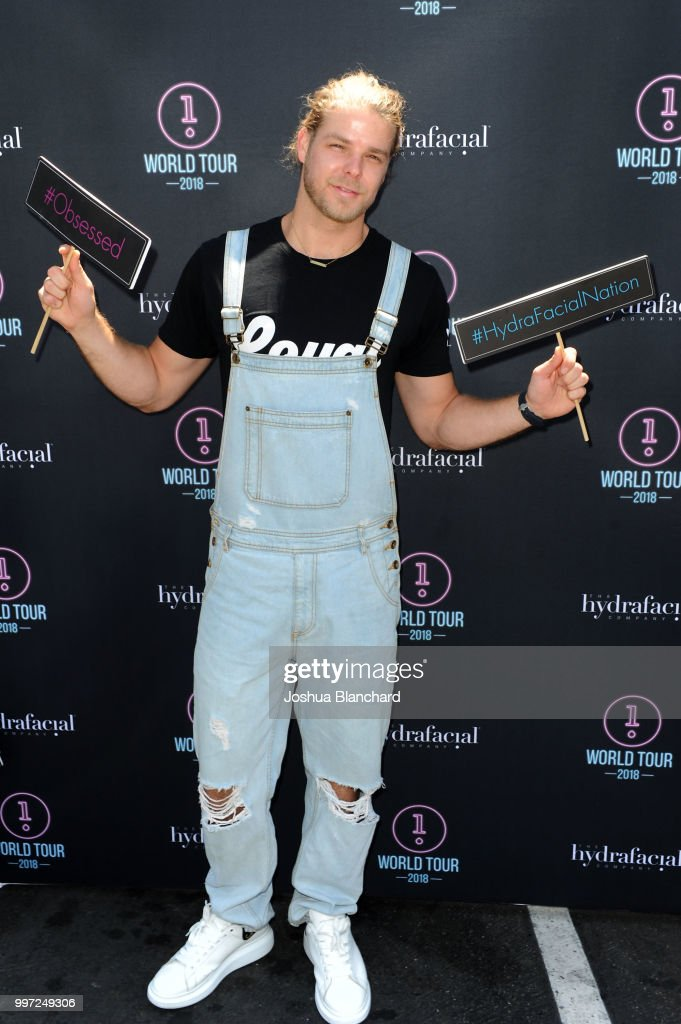Jeremy Madix attends the HydraFacial World Tour - Los Angeles on July 12, 2018 in Venice, California.